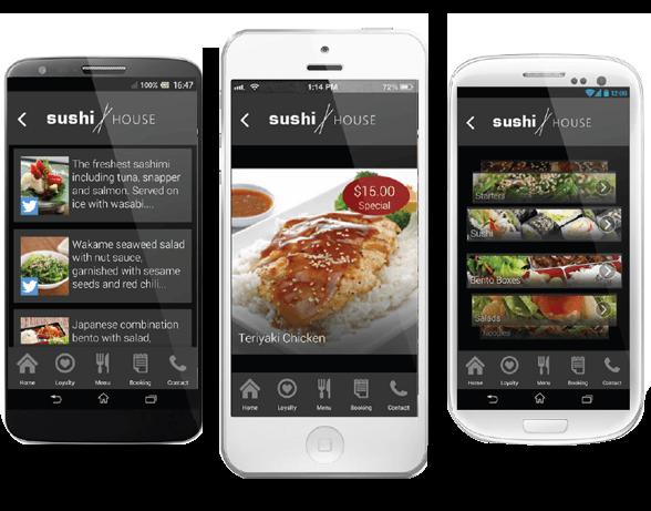 sushi hospitality