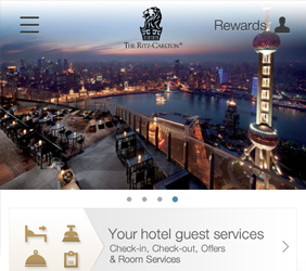 The Ritz-Carlton fine-tunes app to guide consumer experience