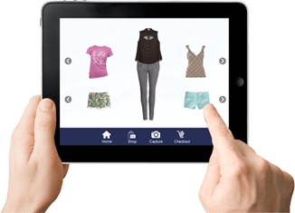 Virtual Outfitter App