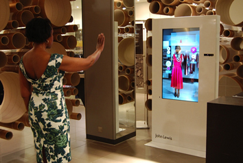 Virtual Mirror In RETAIL